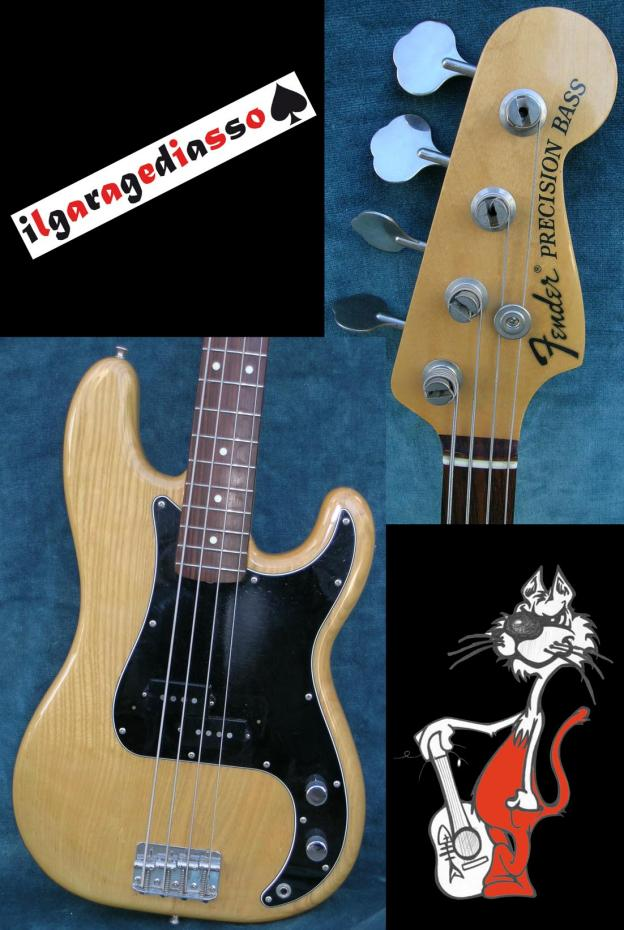 FENDER Precision 1990's Made in Japan