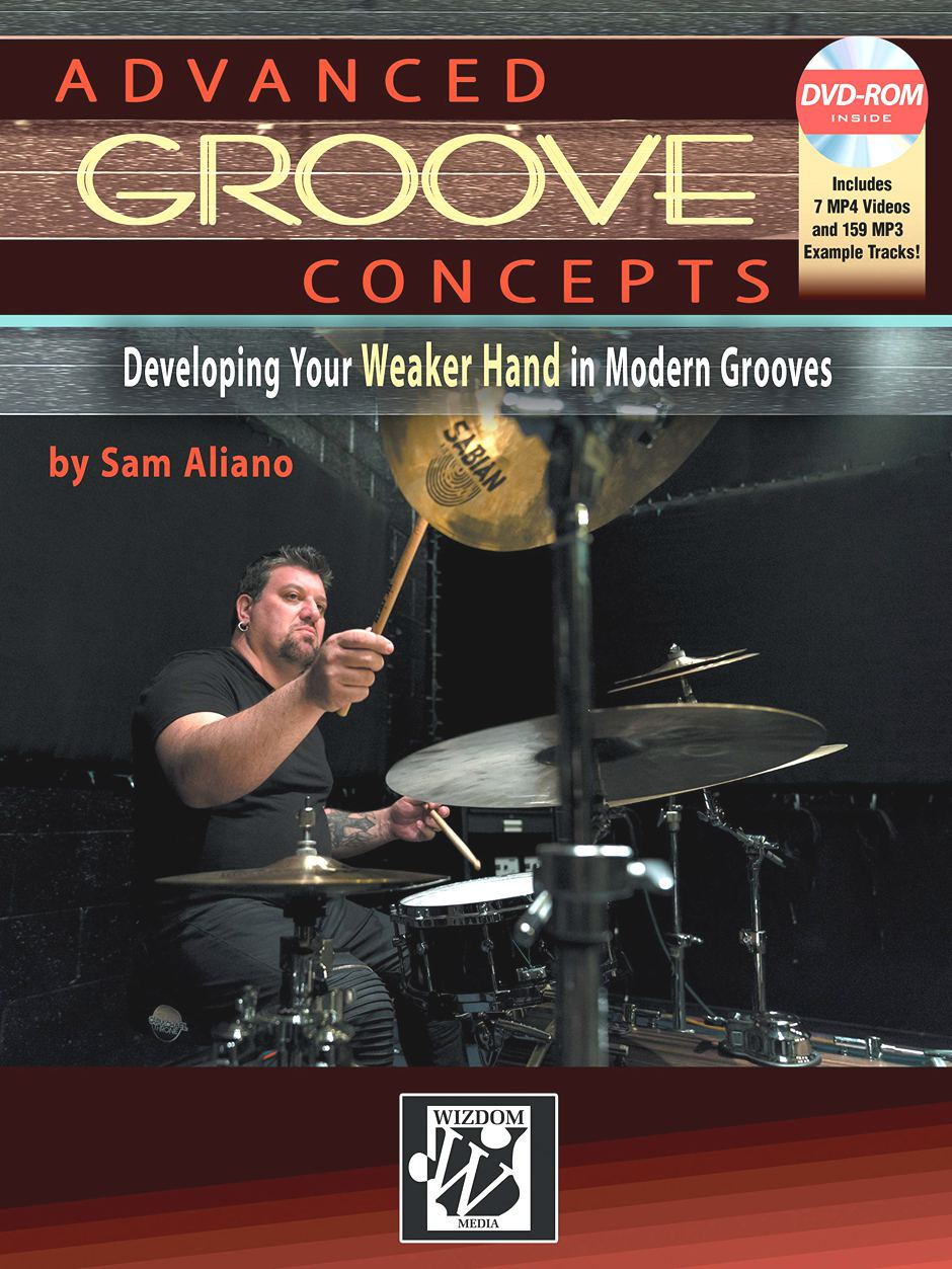 Advanced Groove Concepts: Developing Your Weaker Hand in Modern Grooves.