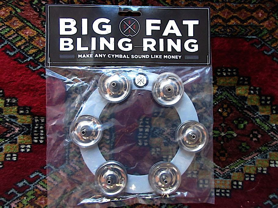 BIG FAT BLING RING 6 JINGLES