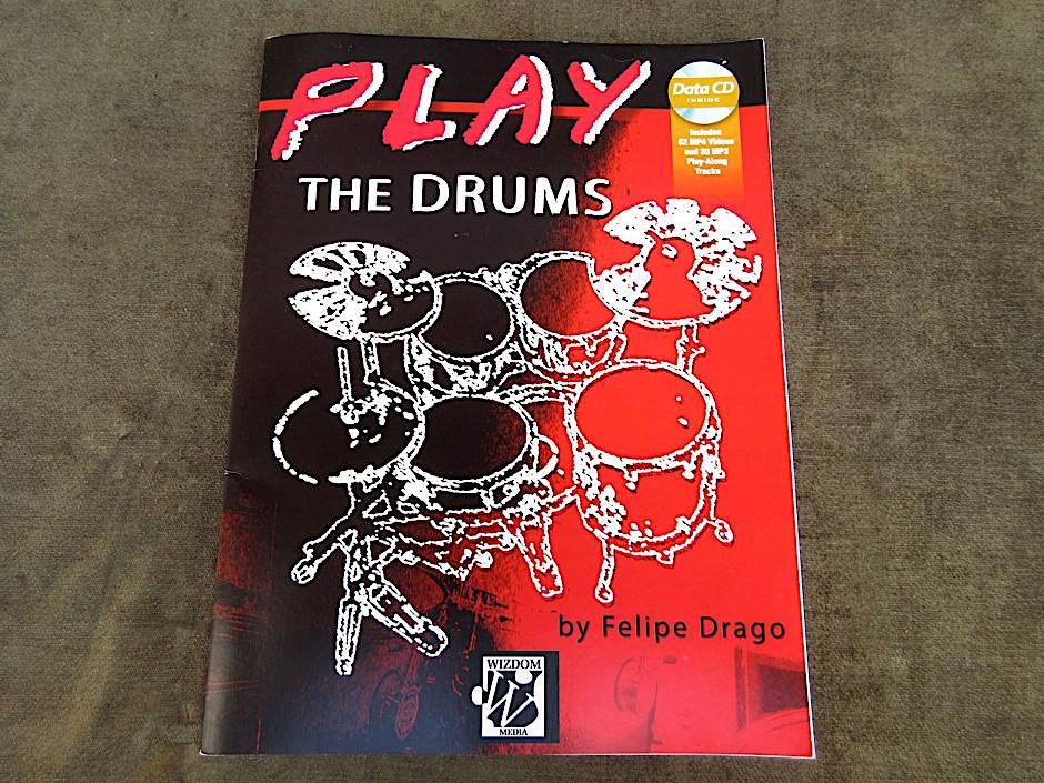 F. DRAGO, Play the drums