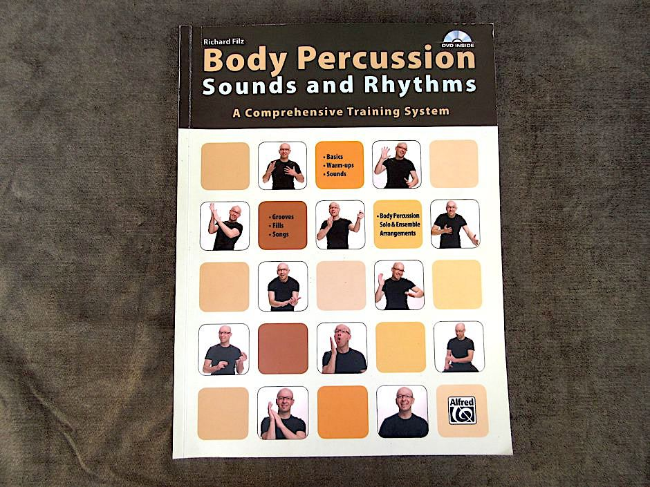 R. FILZ, Body percussion Sounds and Rhythms.