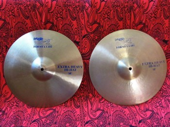 New Products Paiste